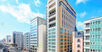 Candeo Hotels Hiroshima Hatchobori - Hi-rô-si-ma - Toà nhà
