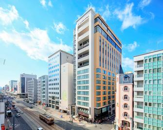 Candeo Hotels Hiroshima Hatchobori - Hiroshima - Building