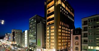 Candeo Hotels Hiroshima Hatchobori - Hiroshima - Bâtiment