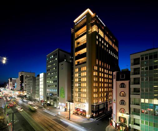 Candeo Hotels Hiroshima Hatchobori - Hiroshima - Rakennus