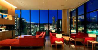 Candeo Hotels Hiroshima Hatchobori - Hiroshima - Recepción
