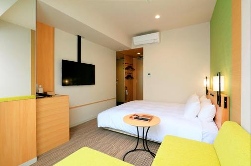 Candeo Hotels Hiroshima Hatchobori - Hiroshima - Bedroom