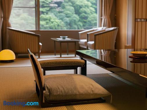Arima Onsen Gekkoen Korokan (Ryokan) - Kobe - Phòng khách