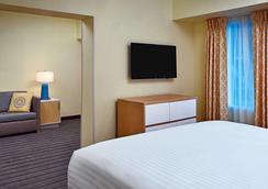 東孟斐斯萬豪原住酒店 - 曼菲斯 - 孟菲斯(田納西州) - 臥室