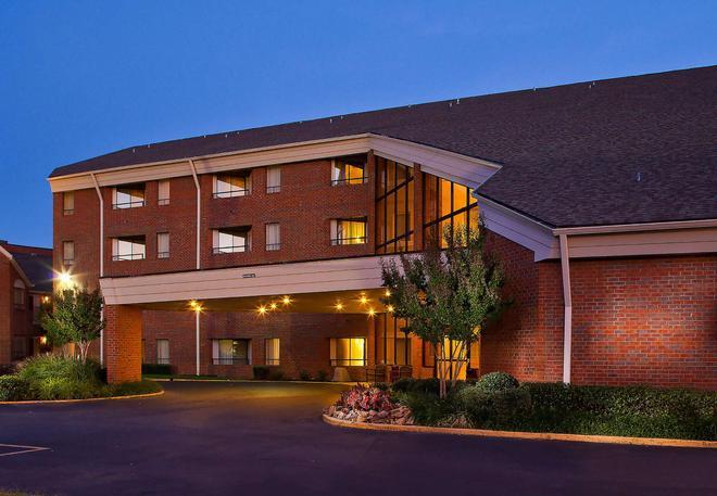 東孟斐斯萬豪原住酒店 - 曼菲斯 - 孟菲斯(田納西州) - 建築