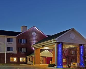 Holiday Inn Express Chicago NW-Vernon Hills - Vernon Hills - Building