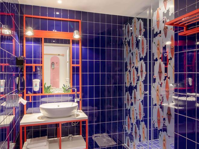 ibis Styles Warszawa Centrum - Warsaw - Phòng tắm