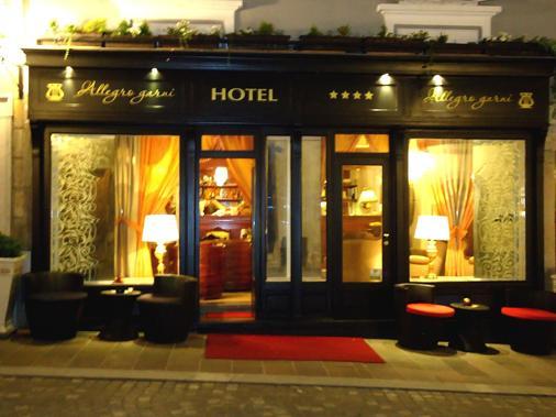 阿列格魯酒店 - 留布利安納 - 盧布爾雅那 - 建築