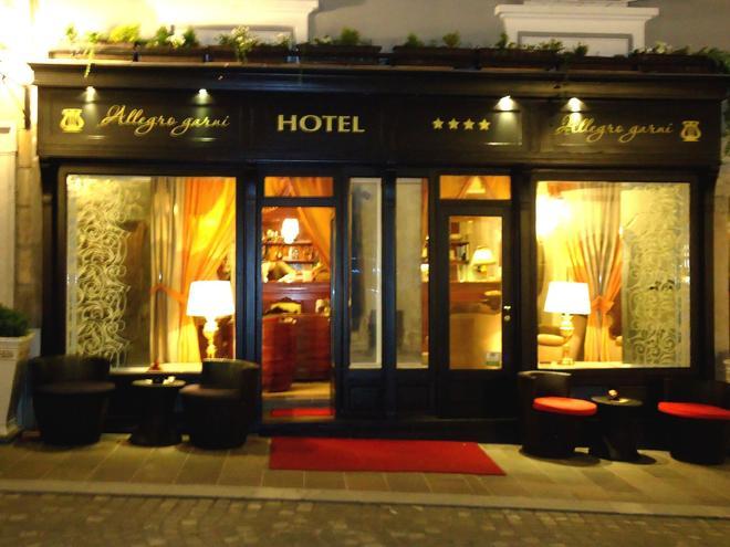 Allegro Hotel - Ljubljana - Building