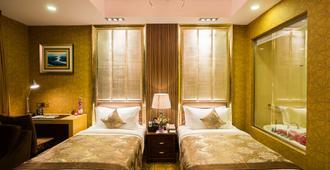 Best Western Chinatown Hotel - יאנגון - חדר שינה