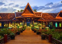 Angkor Village Resort & Spa - Ciudad de Siem Riep - Vista del exterior