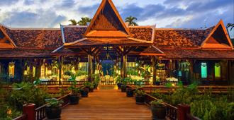 Angkor Village Resort & Spa - Siem Reap - Restaurante