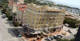 Ponce De Leon Hotel - St. Petersburg - Bangunan