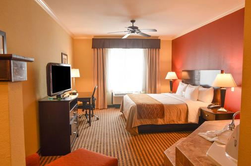 Comfort Inn-Western Center, Fort Worth - Fort Worth - Phòng ngủ