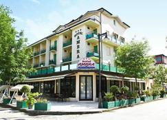 Hotel Ambra - Cesenatico - Edificio