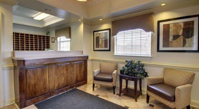 Intown Suites Extended Stay Greenboro Nc- Lanada - Greensboro - Rezeption