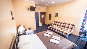 Mini-Hotel Aviamotornaya - מוסקבה - חדר שינה