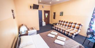 Mini-Hotel Aviamotornaya - Moskou - Slaapkamer