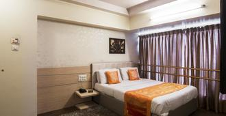 Hotel Planet Residency - Mumbai - Bedroom