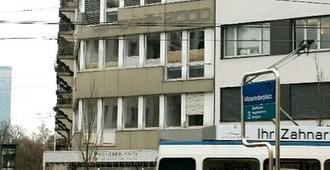 蘇黎世哈德旅館 - 蘇黎世 - 建築