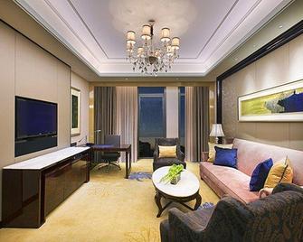 Wanda Vista Quanzhou - Quanzhou - Living room