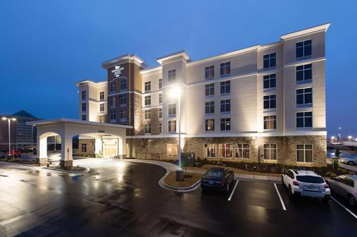 Homewood Suites by Hilton Concord Charlotte - Concord - Building