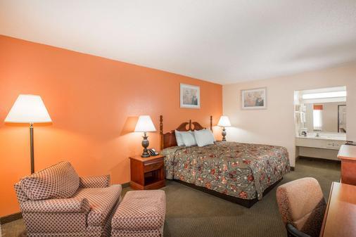 Knights Inn Grenada - Grenada - Schlafzimmer