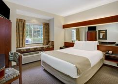 Microtel Inn & Suites by Wyndham Indianapolis Airport - Індіанаполіс - Bedroom