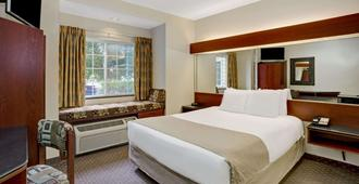 Microtel Inn & Suites by Wyndham Indianapolis Airport - Indianapolis - Bedroom