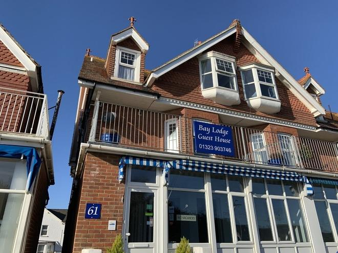 Bay Lodge Guest House - Eastbourne - Κτίριο