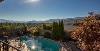 A Vista Villa Couples Retreat - Kelowna - Pool