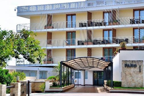 Pugnochiuso Resort - Hotel del Faro - Vieste - Rakennus