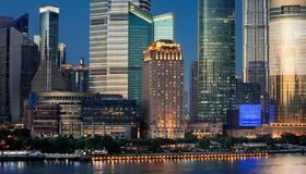 浦東 (プードン)シャングリ・ラ ホテル上海 - 上海市 - 屋外の景色
