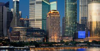 Pudong Shangri-La, Shanghai - שנחאי - נוף חיצוני