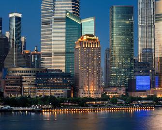 Pudong Shangri-La, East Shanghai - Шанхай - Outdoors view