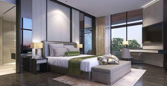 Dusit Thani Laguna Singapore - Singapore - חדר שינה