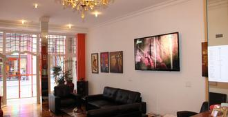 Forty8 Backpackers - Hostel - קייפ טאון - סלון