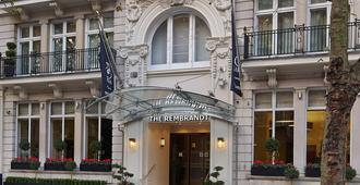 The Rembrandt Hotel - Londres - Bâtiment