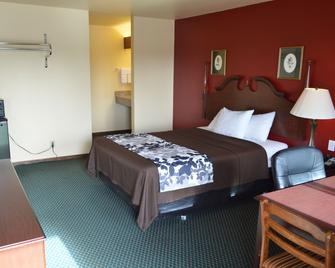 Western Motel - Junction City - Bedroom