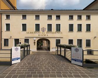 Hotel Roma - Camposampiero - Building