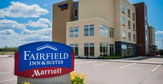 Fairfield Inn and Suites by Marriott Moncton - מונקטון