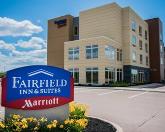 Fairfield Inn and Suites by Marriott Moncton - Moncton - Building