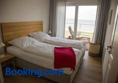 Ostsee-Strandhaus-Holnis - Glücksburg - Schlafzimmer