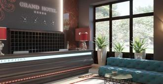 Grand Hotel Lviv Luxury & Spa - Lviv - Lễ tân