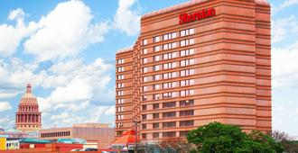 Sheraton Austin Hotel at the Capitol - Austin - Edificio
