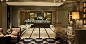 Melrose Georgetown Hotel - וושינגטון די.סי - דלפק קבלה