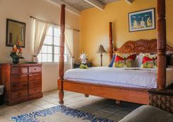 Mafolie Hotel - Saint Thomas Island - Bedroom