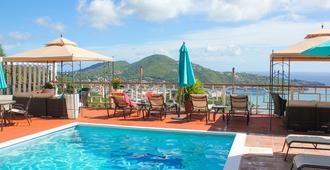 Mafolie Hotel - Saint Thomas Island - Pool