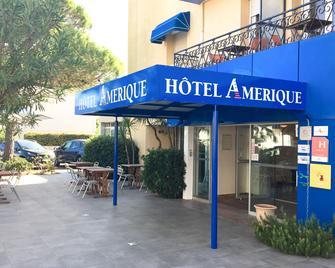 Citotel Amerique Hotel - Palavas-les-Flots - Building