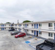 Motel 6 Long Beach International Ci